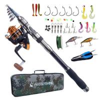 Buy cheap AGOOL Fishing Rod an from wholesalers