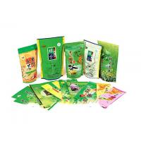 Buy cheap Stand vertical aluminum foil tea packing from wholesalers