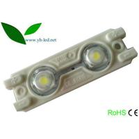 Buy cheap Injection plastic 5050 2 LED module from wholesalers