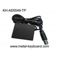 Buy cheap Desktop Industrial Touchpad Mouse With Velcro Sticker Pad To Be Attached Foam / Sticker product
