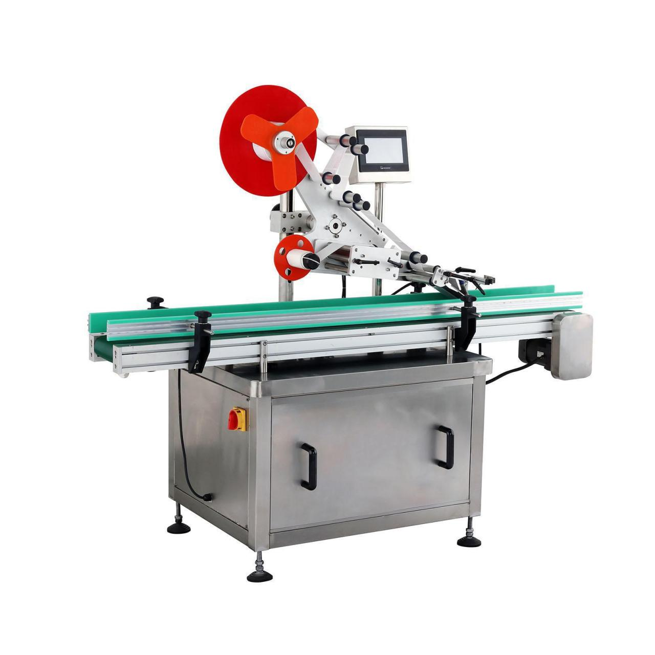 Buy cheap Automatic Flat Labeling Machine from wholesalers