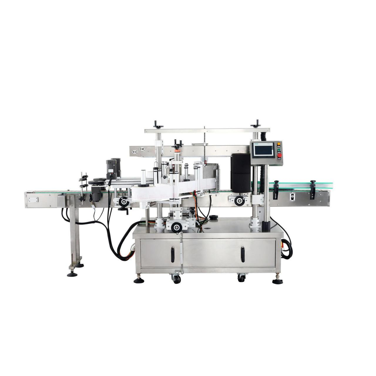 Buy cheap Automatic single side labeling machine from wholesalers