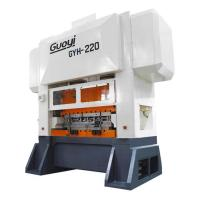 Buy cheap 200 Ton Straight Side High Speed Press product