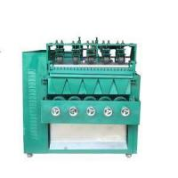 Buy cheap Metallic Scrubber Knitting Machine from wholesalers