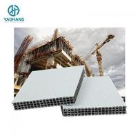 Buy cheap Adjustable Hollow Plastic Concrete Formwork For Construction from wholesalers