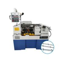 Buy cheap Two-axis simple screw / thread rolling machine from wholesalers