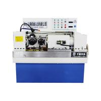 Buy cheap Large automatic steel rod thread rolling machine from wholesalers