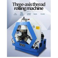 Buy cheap New roller thread rolling machine from wholesalers