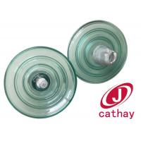 Buy cheap Standard Disk Suspension Type Glass Insulator from wholesalers