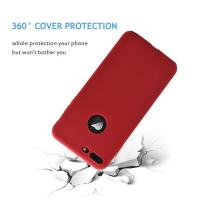 Buy cheap Phone Case Colorful Soft Phone Case for iPhone 7/8 Plus from wholesalers