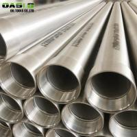 Buy cheap TP304 Semaless ERW Steel Casing Pipes from wholesalers