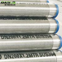 Buy cheap Wire Wrapped Screen Gravel Screen Pipes from wholesalers
