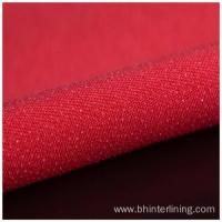Buy cheap Woven Adhesive Chiffon Fusing Interlining Fabric for Dress from wholesalers