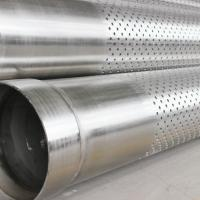 Buy cheap Stainless Steel Perforated Pipe product