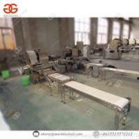 Buy cheap Commercial Lumpia Egg Roll Wrapper Making Spring Roll Sheet Production Line Automa from wholesalers