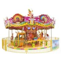 Buy cheap Forest Carousel for Sale from wholesalers