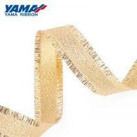 Buy cheap YAMA Polyester New Ombre Gold Purl Ribbon For Gift Wrapping 28994 from wholesalers