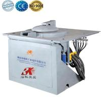Buy cheap Industrial iron scrap medium frequency blacksmiths furnace from wholesalers