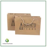 Buy cheap Cattle card thickened paper bag from wholesalers