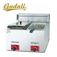Buy cheap Table Top French Fries Potato Chip Gas Fryer For Sale product