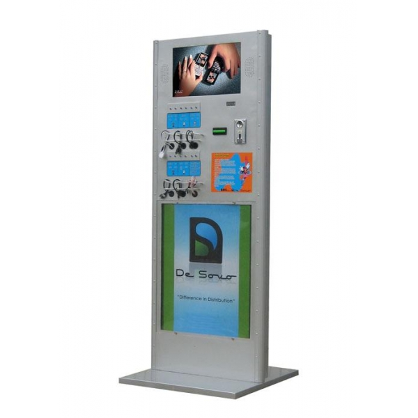 vending machine cell phone