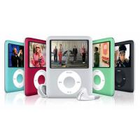 Buy cheap Apple Shuffle 2nd MP3 Player Nano 3rd MP4 Player with Sisvel product