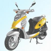 China 125cc Gas Scooter with EEC Approval on sale