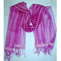 Buy cheap silk scarves, Cotton Scarves, Ikkat Scarves, Embroidered Scarves from wholesalers